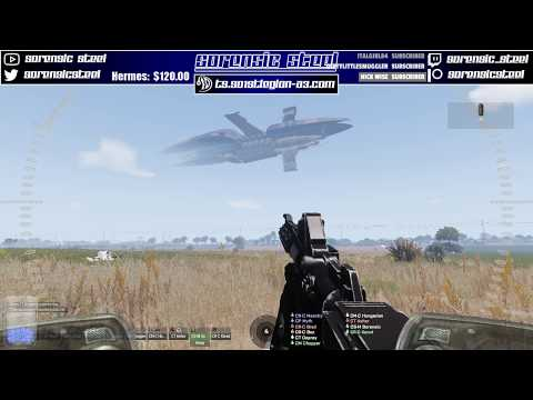 Sorensic Streams: Arma 3 Star Wars 501st Assaults CIS Airfield!