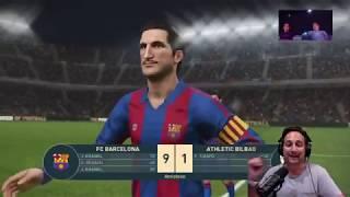 Iker comenta el Misterio del 9-1 en el Camp Nou