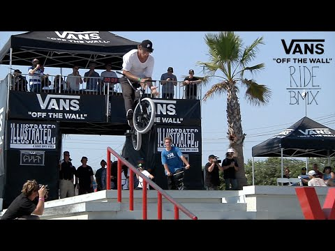 Make Vans BMX Street Invitational 2016 - Finals Pictures