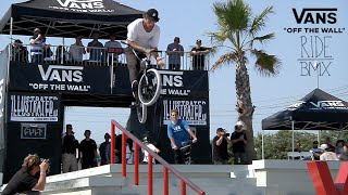 Vans BMX Street Invitational 2016 - Finals