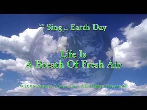 Life Is A Breath Of Fresh Air Instrumental