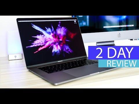 New 2018 MacBook Pro 15