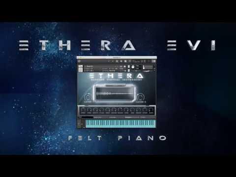 Zero-G ETHERA EVI - Felt Piano