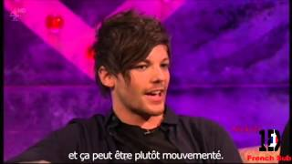 One Direction avec Alan Carr (Chatty Man) 2015 VOSTFR (Traduction Française) - Part 1
