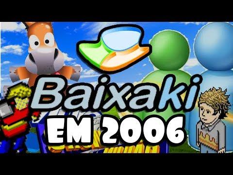 DESBRAVANDO O BAIXAKI DE 2006