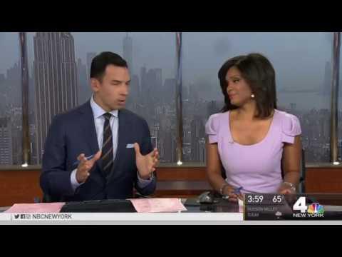 WNBC News 4 New York at 4pm 2017 Open