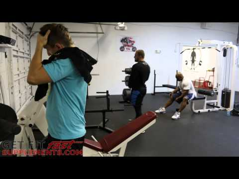 VitalyzdTv and Ronnie Coleman Get Fit Fast!!! (Long Version)