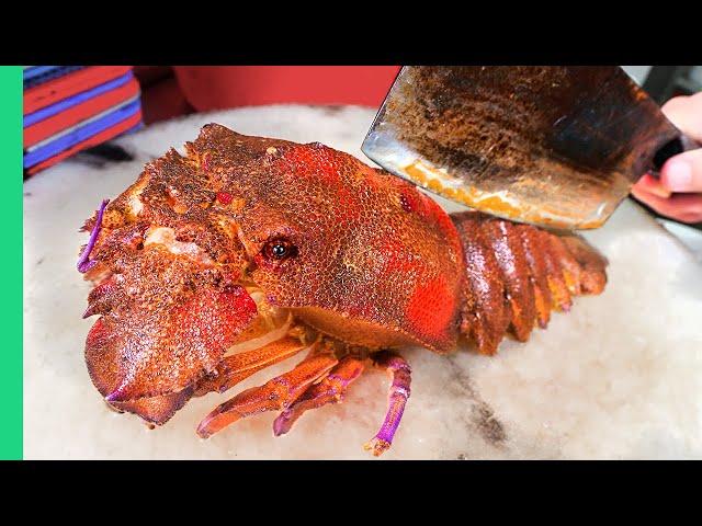 STRANGE Seafood in Hong Kong!!
