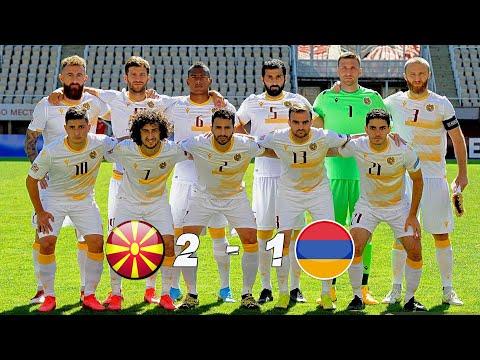 Македония 2:1 Армения ✘ Дебют Капарроса / первый матч в Лиге Наций • Обзор