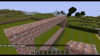 Minecraft small suburban house tutorial pt1        ...dont expect an interior for this build