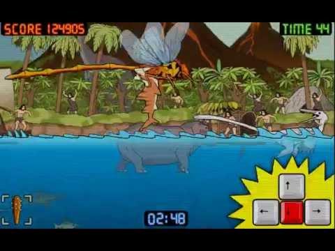 Hỗn chiến cá mập thời tiền sử (Prehistoric Shark game)