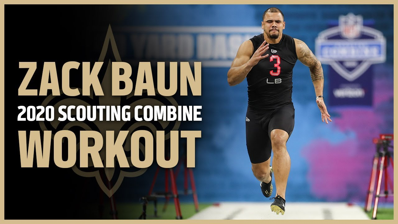 Who is new Saints LB Zack Baun? 10 things to know about the ...