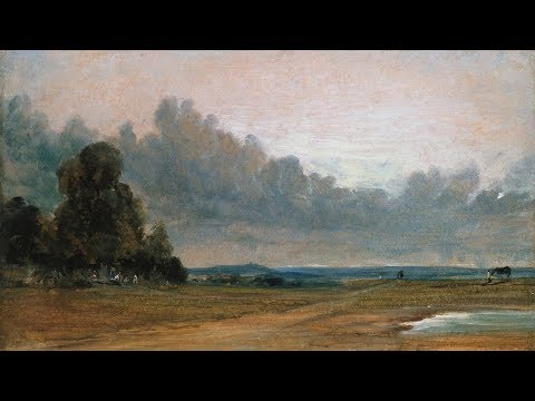 English Landscape: Constable and Clare - Professor Malcolm Andrews