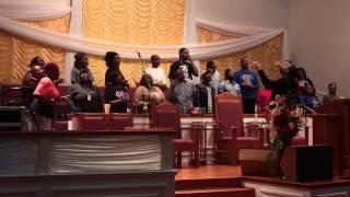 B CHASE WILLIAMS & SHABACH AT REHEARSAL