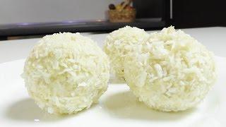 Конфеты Рафаэлло видео рецепт