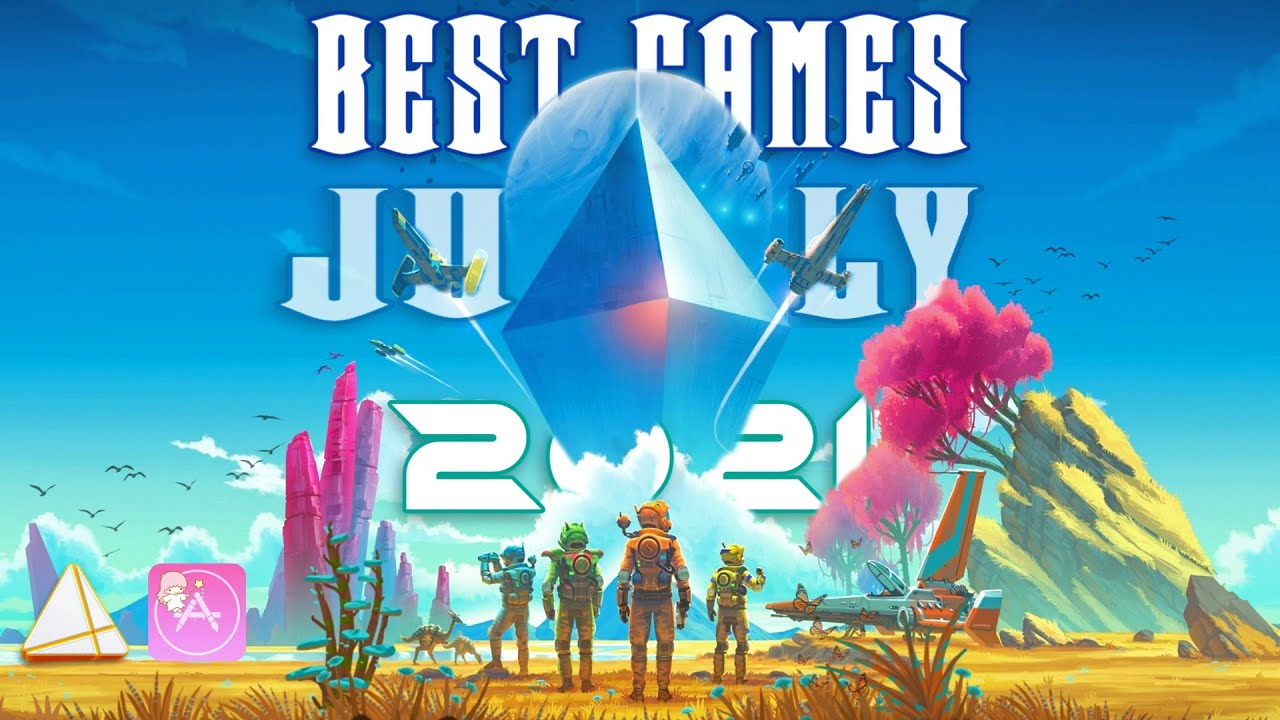 Download TOP 10 NEW BEST GAMES OF JULY 2021 | ANDROID AND IOS GAMES
