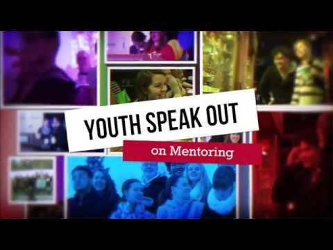 Youth Speak Out on Mentoring - Alberta Mentoring Partnership