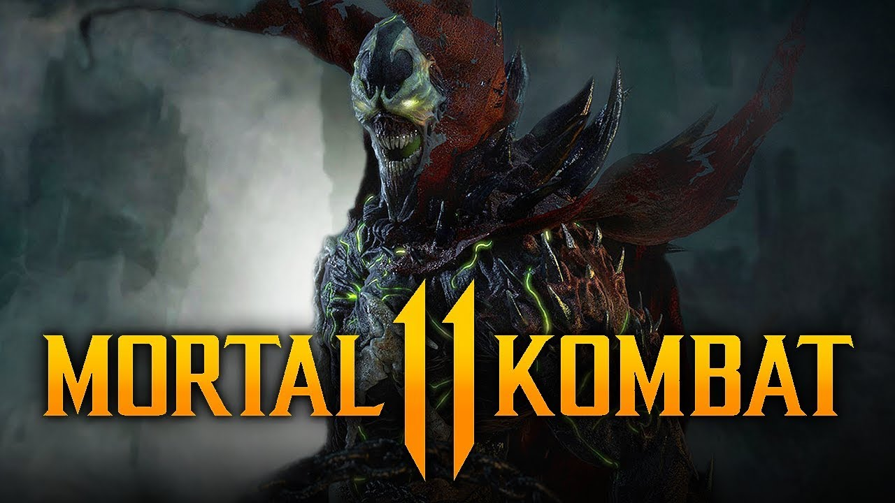 Download MORTAL KOMBAT 11 - NEW Spawn DLC Details Revealed By Todd McFarlane!
