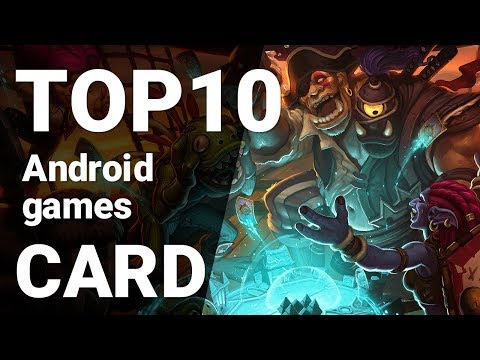 Top 10 Card Games For Android 2018 [1080p/60fps]