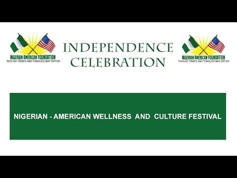 Nigerian American Foundation Wellness & Culture Festival 2015