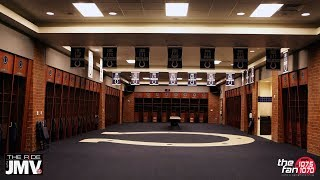Zak Keefer Takes You Inside The Colts Locker Room