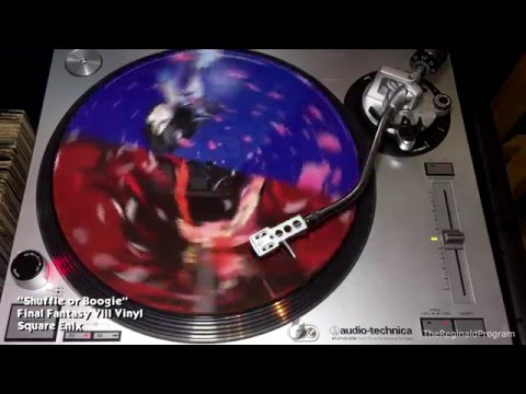 Final Fantasy VIII Vinyl: Side B   Vinyl Rip (Square Enix)