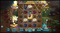 Aldo's Journey Bonus Feature (YGGDRASIL)