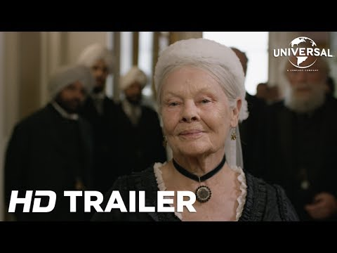 Victoria & Abdul - Official Trailer 1 (Universal Pictures) HD Universal Pictures India