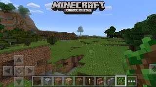 Minecraft Pocket Edition Demo Android Gameplay [APK]