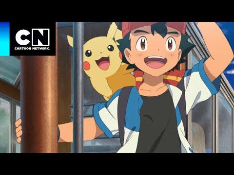 La Película Pokémon: El Poder de Todos | Trailer | Cartoon Network