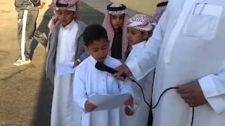 إذاعة فصل ثاني/أ مدارس الرواد بخميس مشيط الجزء الثالث