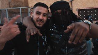 T3X - Gaza ft A.W Lerak 🇬🇧 x 🇲🇦 (Official Video)