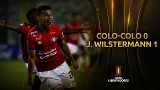 Colo-Colo vs. J. Wilstermann [0-1] | RESUMEN | Fase de Grupos | CONMEBOL Libertadores 2020