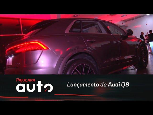 Lançamento do Audi Q8 em Maceió