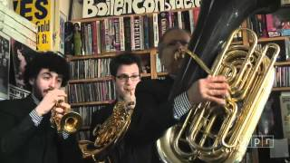 Canadian Brass: NPR Music Tiny Desk Concert