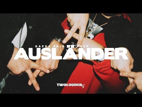 GAZDA PAJA - AUSLANDER feat THCF