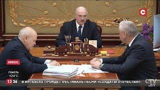 Лукашенко крайне возмущён. В лесной отрасли – полнейшая безалаберность!