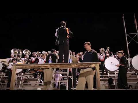 Lenoir City High School Marching Band Show Me How