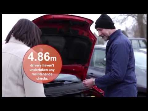 BREAKDOWN PREVENTION - REGULAR BASIC CAR CHECKS COULD SAVE YOU MONEY