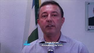 Para César Veras a escolha da nova mesa diretora da câmara de Quixeré transcorreu de forma democrática