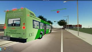 (Roblox) Tobes Transportation Authority / 2019 Novabus LFS #1951 / Rt. 84 Astoria to Waterfront v