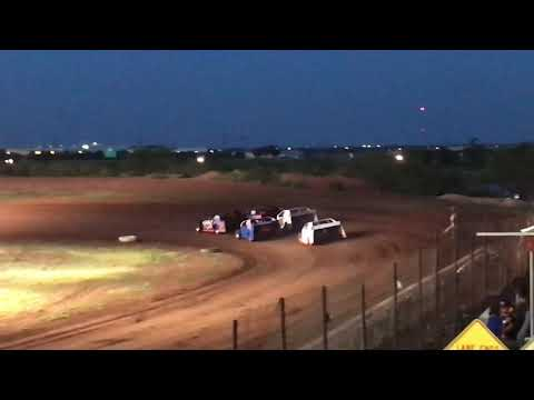 08/25/2018 Austin's Heat Race @ Abilene Speedway
