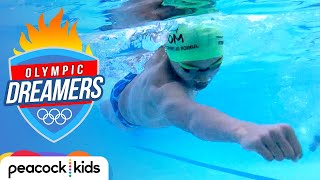 """""""Superman"""" Swimmer Breaks Michael Phelps' Record! 