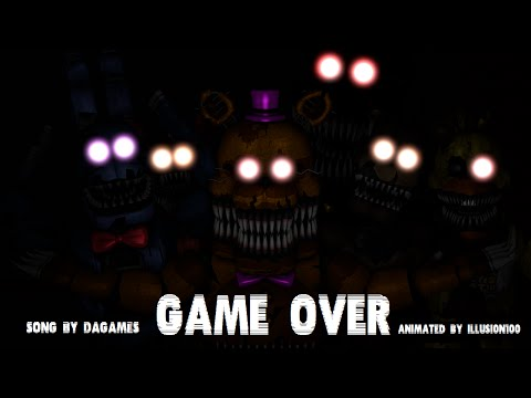 Ok this is the best fnaf fan game those nights at rachel s