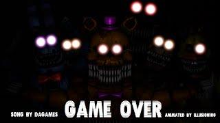 [SFM FNAF 4 SONG] Game Over [FULL]