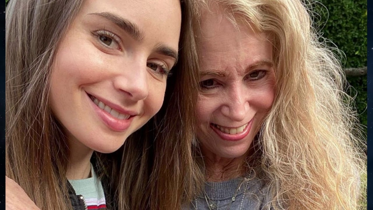 Mary Steenburgen Welcomes Lily Collins Into the Family After ...