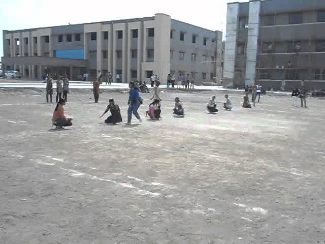 Om Engineering College-Junagadh organized Winter Sports 2012 (Kho Kho Girls) Travel Video