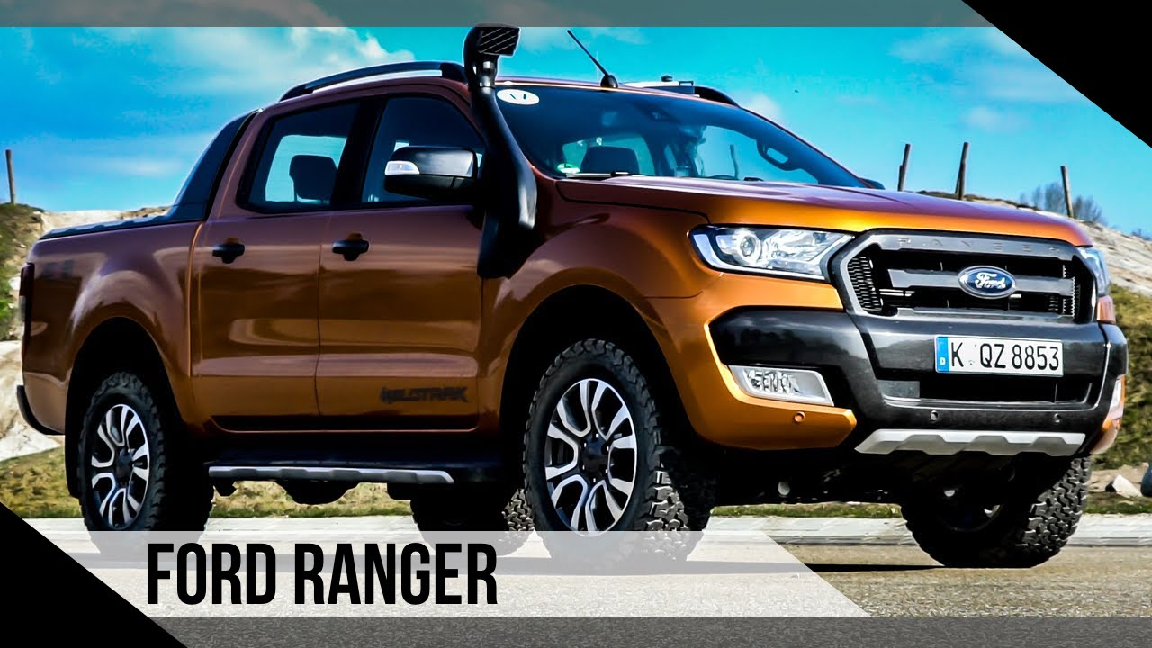 motorwoche ford ranger 2016 test deutsch german youtube. Black Bedroom Furniture Sets. Home Design Ideas