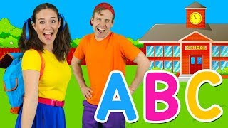 """Alphabet School"" - ABC School Song 