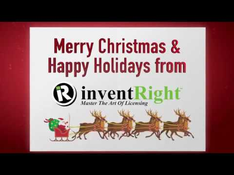 Merry Christmas from inventRight – 2017